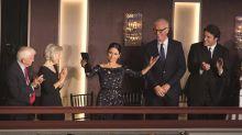Louis-Dreyfus es honrada por su trayectoria en la comedia