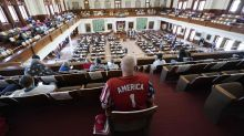 Texas GOP's voting restriction bill passes key House vote