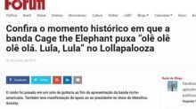 Lulapalooza, ou o petismo enquanto doença