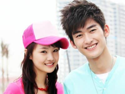 Zhang han and zheng shuang dating nake