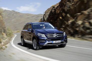 國內新車試駕-Mercedes-Benz GLE 250d 4MATIC