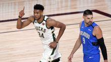 NBA playoffs tracker: Bucks fend off Magic rally to advance to Round 2 in NBA's return