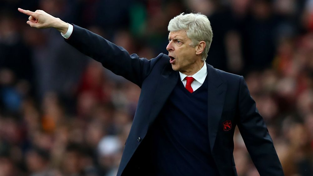 'I hate myself' - Wenger admits that he's his own biggest critic