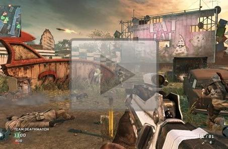 Call of Duty: Black Ops' 'Annihilation' maps revealed