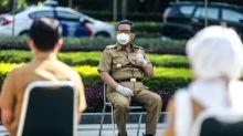 Sembuh dari Corona, Yana Mulyana Lantik 24 Pejabat Pemkot Bandung