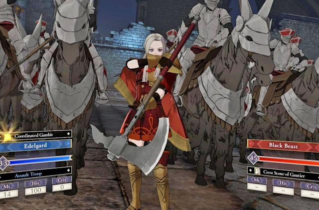 'Fire Emblem: Three Houses' comes to Nintendo Switch on July 26th