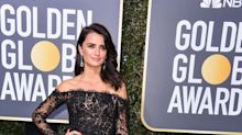 Los famosos se vistieron de negro en los Golden Globes; mira cómo lucieron