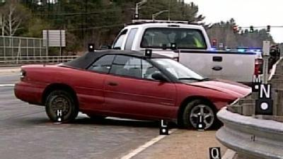 High-Speed Chase Winds Through 8 Towns