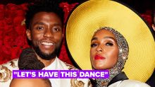 Janelle Monáe recounts last her memory with Chadwick Boseman at an Oscar party