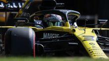 Silverstone: Darum fährt Daniel Ricciardo mit einem neuen Chassis