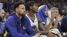 Klay 'unlikely' to play this season: Kerr