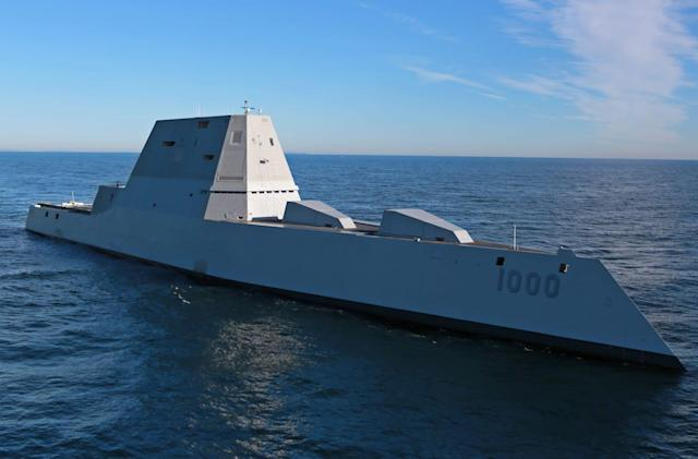 Stealth on the Navy's newest destroyers might be too good