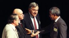 Pik Botha: South Africa's foreign minister under apartheid who served in Nelson Mandela's government