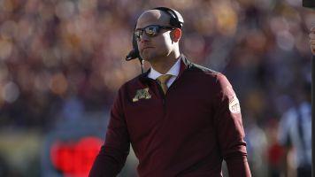 Minnesota coach calls Floyd's death 'indefensible'