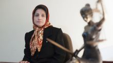 Jailed Iranian rights lawyer hospitalized amid hunger strike