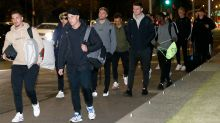 Virus chaos leaves Victorian teams stranded at airport for second night