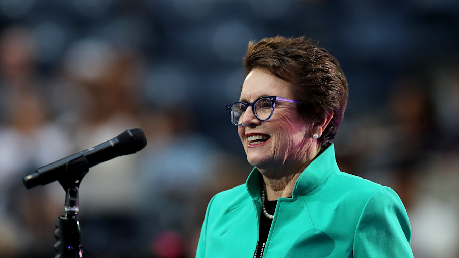 Fed Cup renamed to honor Billie Jean King
