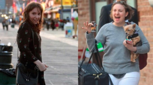 Lena Dunham says she's 'happy, joyous and free' after weight gain