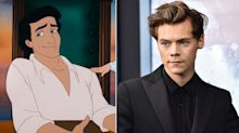 Harry Styles in talks to play Prince Eric in Disney's 'Little Mermaid' remake