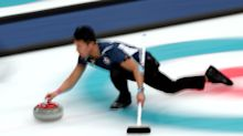Think you could be an Olympic curler? This impossibly bad throw suggests otherwise