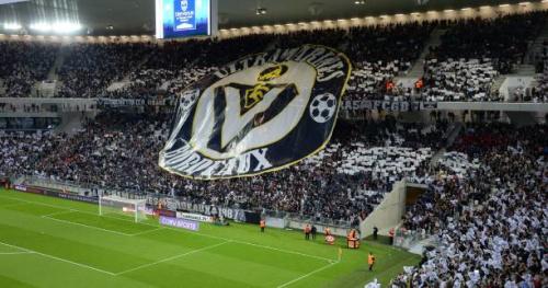 Foot - L1 - Bordeaux - Le Matmut Atlantique de Bordeaux accuse un déficit de deux millions d'euros