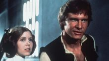 Carrie Fisher reveals why Princess Leia and Han Solo split up