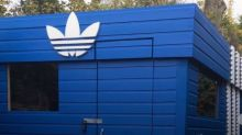 Man builds Adidas inspired shed in his back garden