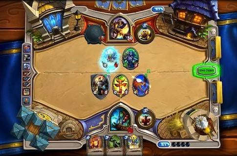 Hearthstone begins Android rollout