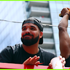 The Rush: Drake and millions of Raptors fans party in the streets of Toronto