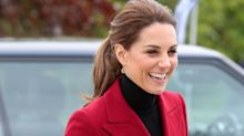 Kate Middleton shows of signature polished style with $1,413 blazer — here's how to shop the look for less