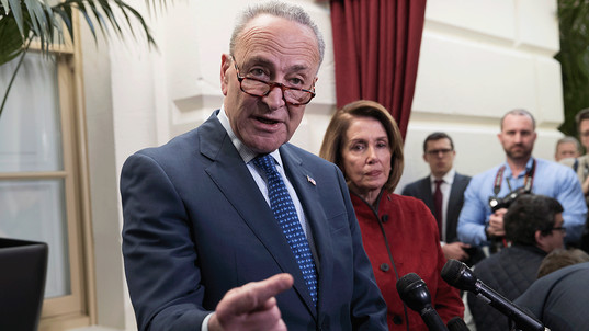 Democrats taking a page out of Trump playbook