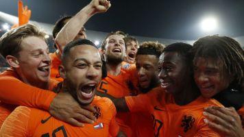 EN IMAGES - Revivez Pays-Bas-France comme si vous y étiez