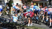 Tour de France - Tour de France : premières frayeurs pour Guillaume Martin (Cofidis) sur la 10e étape