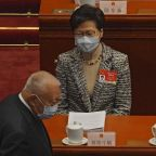 Pro-Beijing committee to elect some Hong Kong legislators