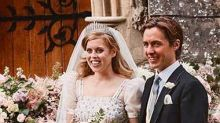 22 of the most iconic royal wedding dresses: Princess Beatrice, Eugenie, Princess Diana & more