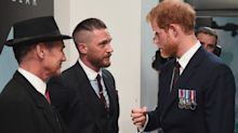 Tom Hardy Opens Up About His Friendship with Prince Harry, Says the Royal 'Is a F—— Legend'