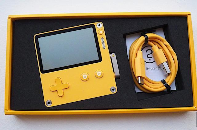 Panic's quirky Playdate handheld will be available for developers soon