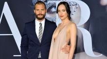 'Fifty Shades Darker' Premiere: Dakota Johnson, Jamie Dornan, and Kim Basinger on the Red Carpet