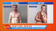 Aussie TV star's health-kick to help land Hollywood roles