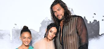 Jason Momoa tells wild story of daughter's birth