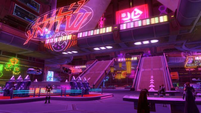 SWTOR's Spoils of War update offers casinos, tweaks group finder