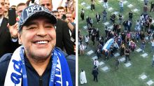 'He didn't leave a will': Maradona's inheritance could spark 'big fight'