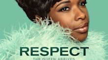 Get a first look at never-before-seen photos of Jennifer Hudson as Aretha Franklin in 'Respect' biopic