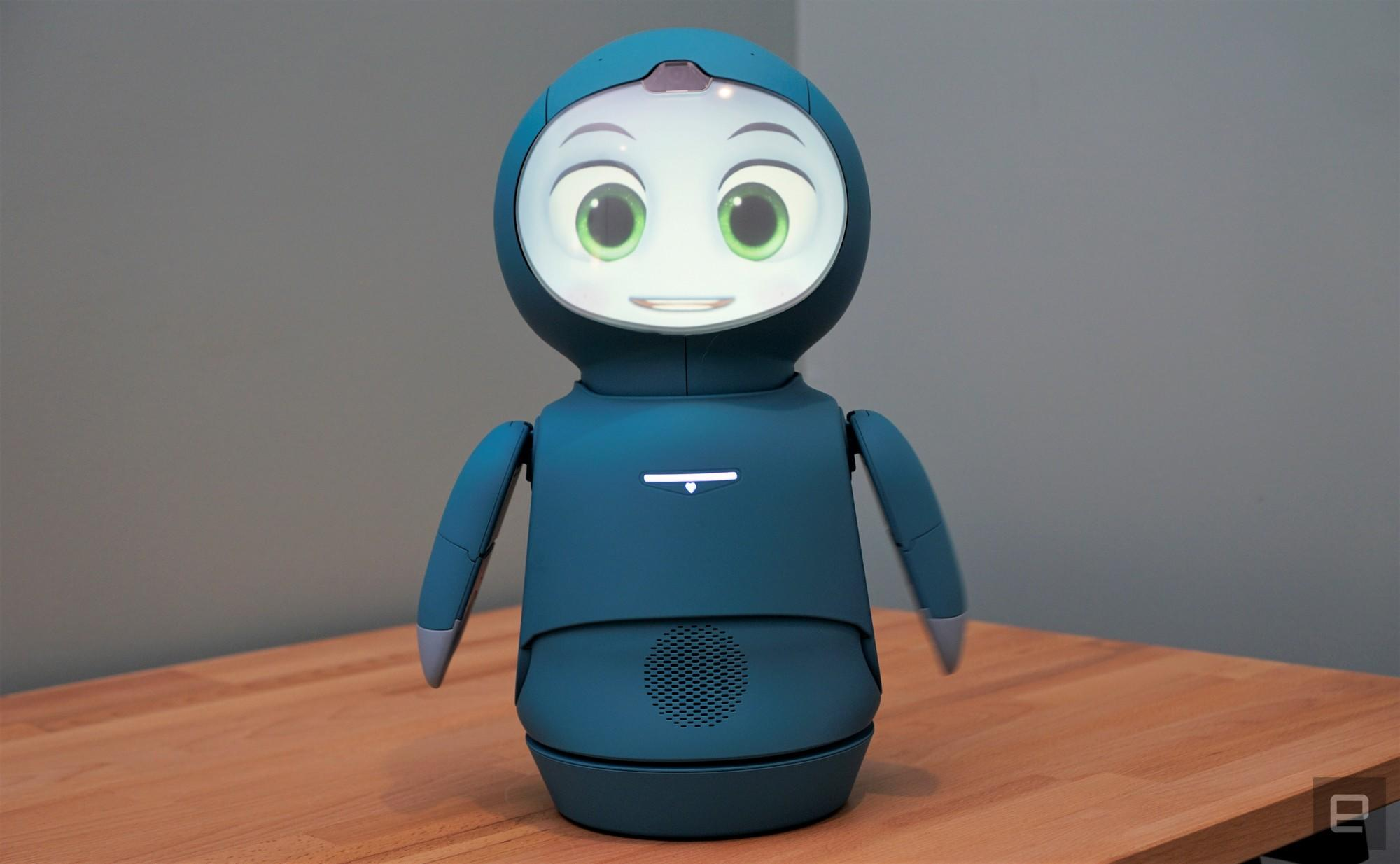 Moxie Embodied Robot