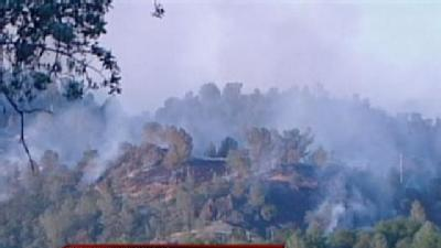 Smartsville Fire Fully Contained