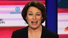 Jay Inslee Bragged About His Support For Reproductive Rights. Amy Klobuchar Wasn't Having It.