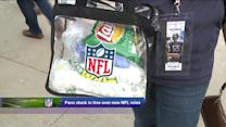 Football Fans Struggle to Follow NFL Security Rules