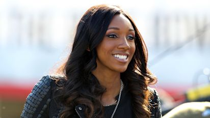 Maria Taylor makes NBC debut for Olympics