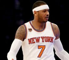 Carmelo Anthony trade rumors: Knicks GM's omission sign of a deal?