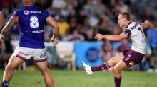 Cherry-Evans field goal ends Manly drought